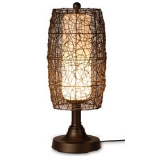 "Bristol 30"" H Table Lamp with Drum Shade"