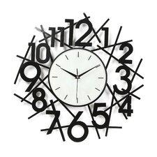 "Slick 18"" Wall Clock"