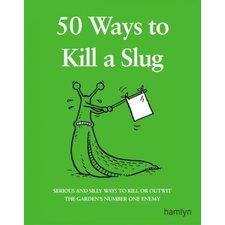 50 Ways to Kill a Slug (Set of 4)