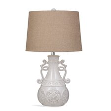 """Weston 28"""" H Table Lamp with Empire Shade"""