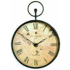 """Oversized 23"""" Papa's Pocket Wall Clock"""