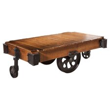 BM2 Industrial Chic Serving Cart