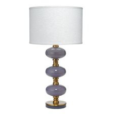 "Stockholm 27.75"" H Table Lamp with Drum Shade"