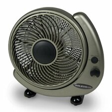 "10"" High Velocity Table/Wall Fan"