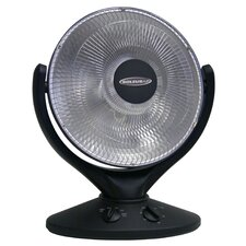 800 Watt Portable Electric Radiant Compact Heater