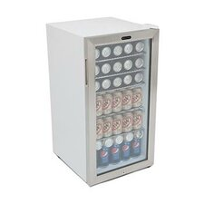 3.3 cu. ft. Beverage Center with Lock
