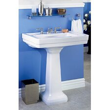 Richmond Complete Petite Pedestal Bathroom Sink