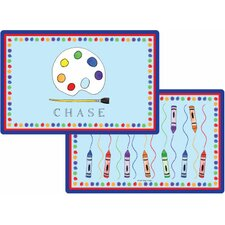 The Kids Tabletop Little Artist Placemat
