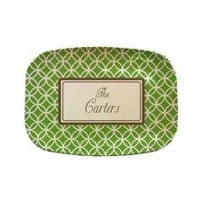 Everyday Tabletop Clover Rectangular Platter