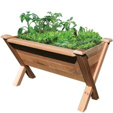 Modular Novelty Raised Garden