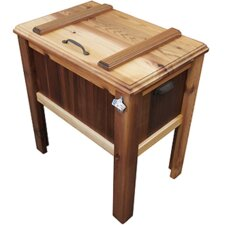 32 Qt. Western Cedar Chest Cooler