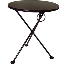 "European Café 28""  3-leg Folding Bistro Table"