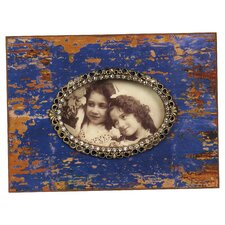 Shabby Elegance Tabletop Easel Picture Frame