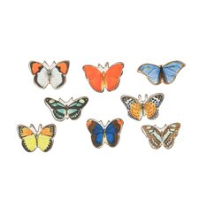 Magnet Butterfly (Set of 8)