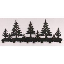 Pine Tree Coat Rack