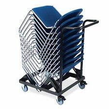 """Virtuoso Series 44.6"""" x 25.75"""" x 45.5"""" Chair Dolly"""