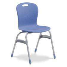 "Sage Series 19"" Plastic Classroom Chair (Set of 4)"