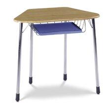 "Zuma Plastic 30.38"" Student Desk (Set of 2)"