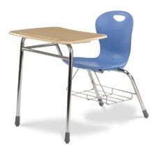Zuma Student Desk Chair Combo (Set of 2)