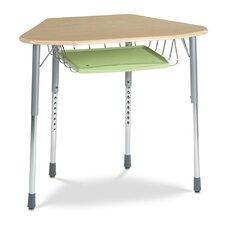 "Zuma Plastic 34"" Height Student Desk"