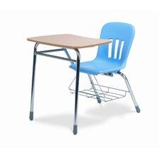 """Metaphor Series 31"""" Plastic Combo Chair Desk"""