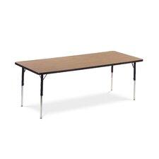 "4000 Series 72"" x 30"" Rectangular Classroom Table"