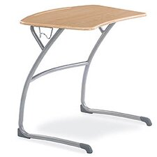 "Zuma Plastic 29"" Student Desk (Set of 2)"
