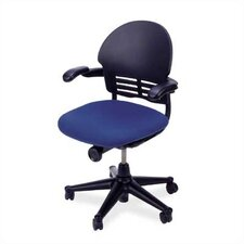 "Ph.D. Series 21.5"" Plastic Classroom Chair"