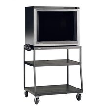 Large Monitor Cart