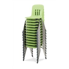 "Metaphor 12.5"" Plastic Classroom Chair (Set of 5)"