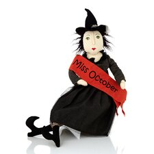 Halloween Cloth Beauty Pageant Doll Decoration
