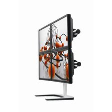 Visidec Freestanding Quad Monitor Mount
