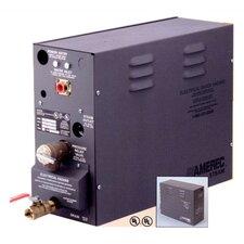 "10 kW Steam Generator with ""Soft Stream"" Function"
