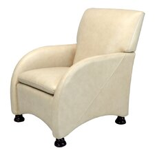 Lorenzo Leather Armchair