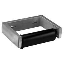 Classic™ Series Single Roll Toilet Paper Dispenser in Satin-Finished Aluminum