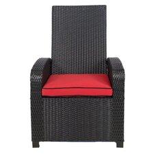 Santa Fe Storage Chair with Cushion