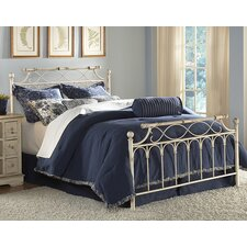 Chester Metal Panel Bed