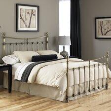 Leighton Metal Panel Bed