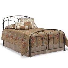 Pomona Metal Panel Bed