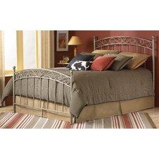 Ellsworth Metal Panel Bed