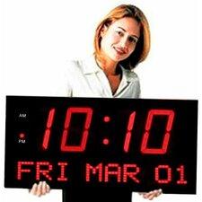 """7"""" LED Digits Clock"""