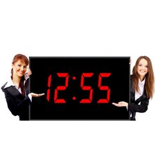 Numberal LED Wall Clock