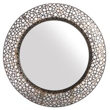 Woven Accents Washer Mirror