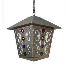 Julie 1 Light Outdoor Hanging Lantern