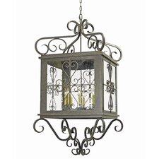 Myra 8 Light Outdoor Hanging Lantern