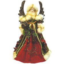 """16"""" Forest Angel Tree Topper"""