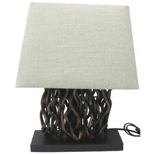 "21.5"" H Table Lamp with Empire Shade"