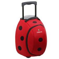 Animal Ladybird Wheelie Duffle Bag