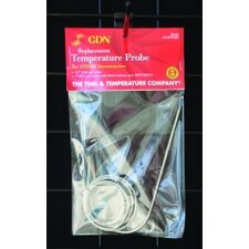 Replacement Temperature Probe for DTP482 Thermometers