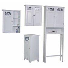 Dawson 4-Piece Bathroom Set